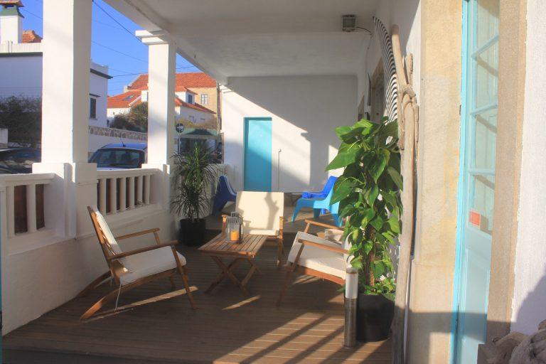 surfiberia porch before