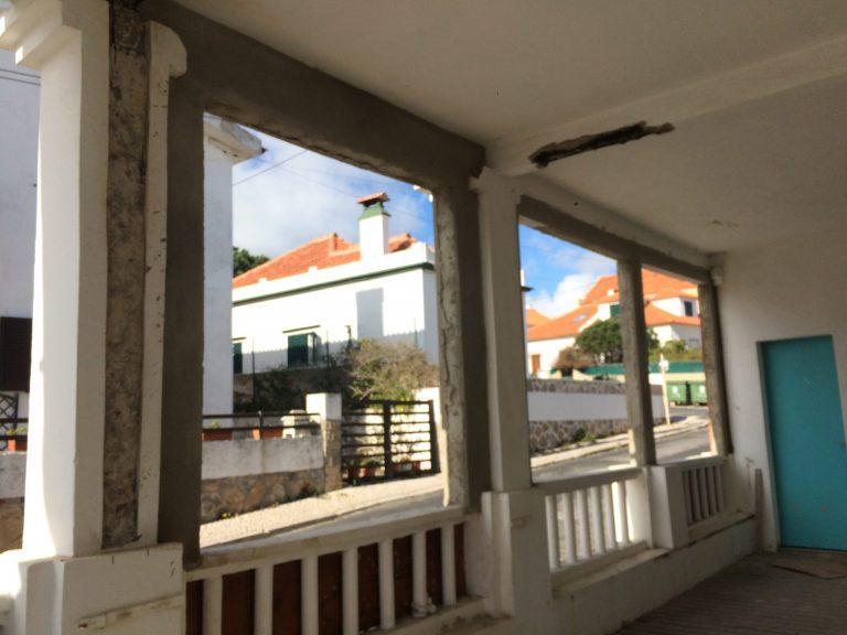 window preparation work