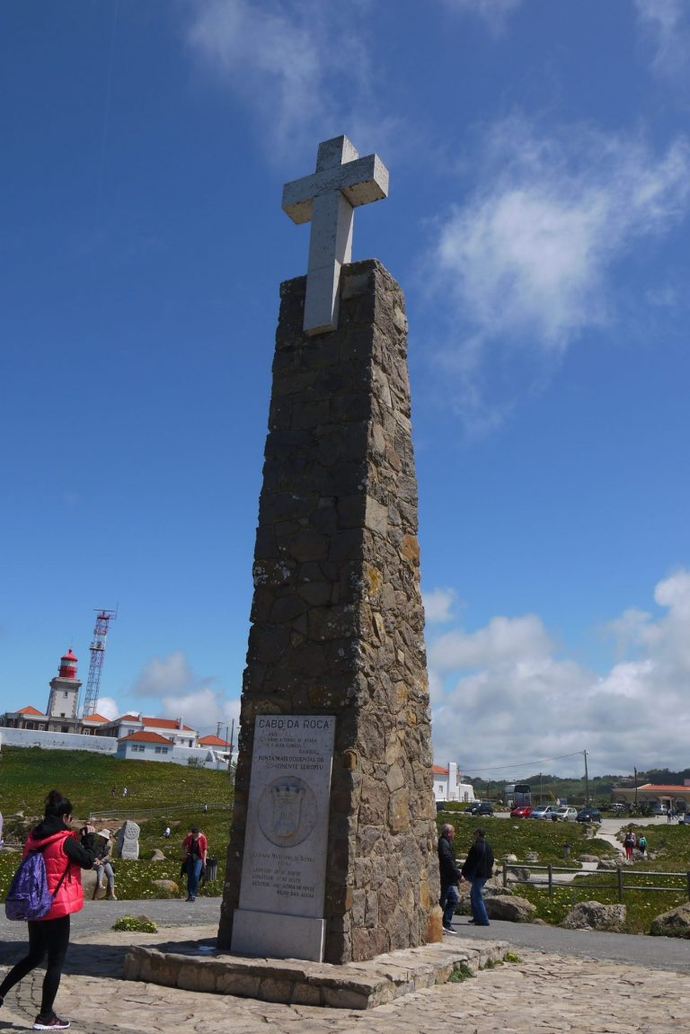 cabo do roca monument coastal walk