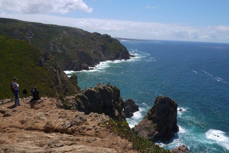 cabo do roca views coastal walk