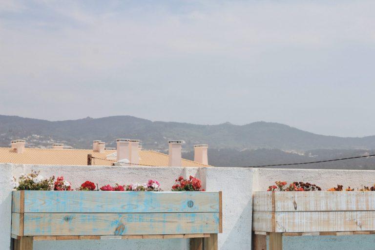 surfiberia roof flower boxes