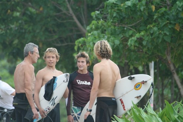 Chris Gallagher training camp Hawaii