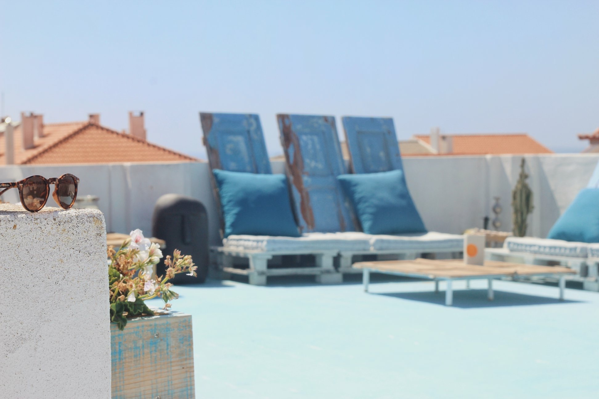 Have We Told You About our Roof Terrace? – Take a Little Look